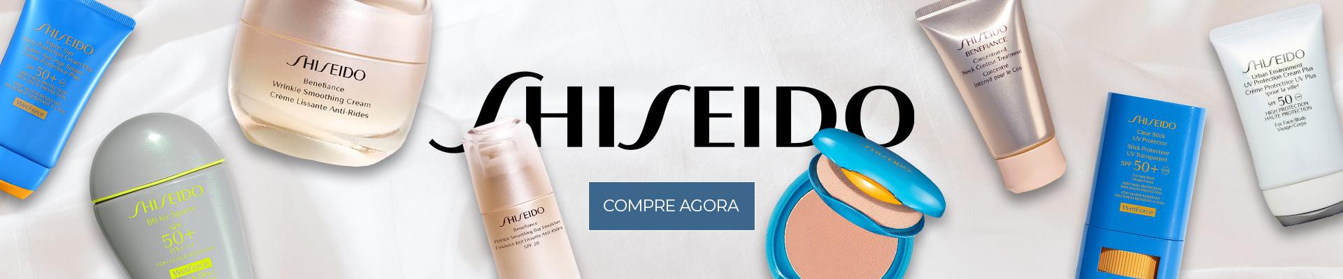 Banner Desk Shiseido