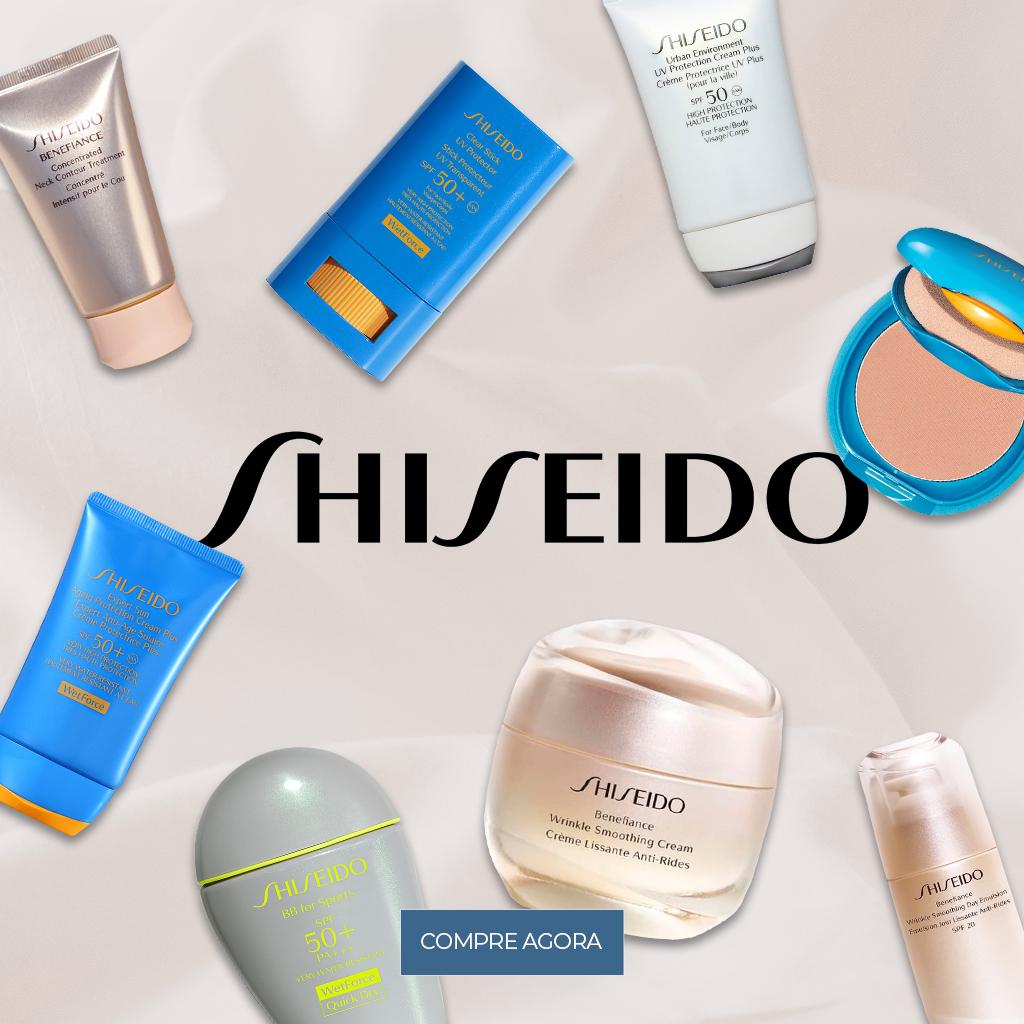 Banner Mob Shiseido